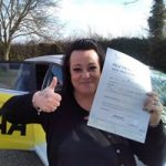Louise P - Passed Driving Test