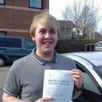 Robert W - Passed Driving Test
