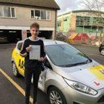 Sam B - Driving Test Certificate