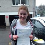 Heather M - Passed Driving Test