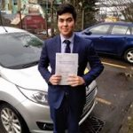 Thomas M - Passed Driving Test